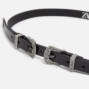 Zara Woman's Leather Belt